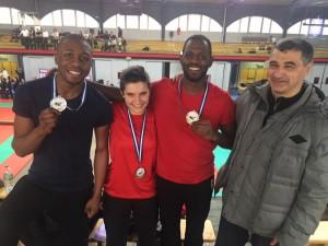 Trophée du Dragon 2017 : des médailles pour ARCAMS !