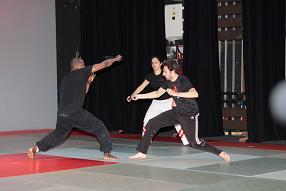 Nuit des arts martiaux, Clamart